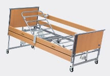 Accent profiling bed