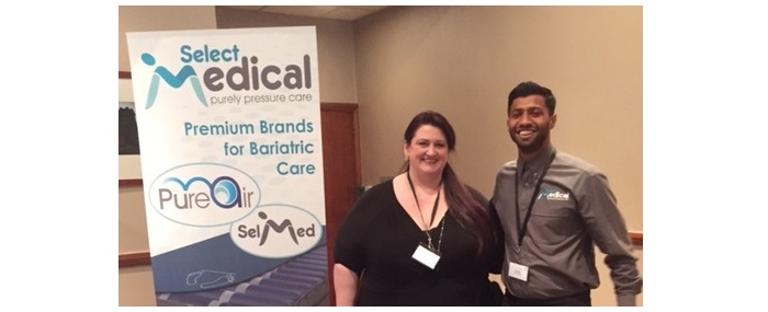 Bariatric Mattresses by Select Medical