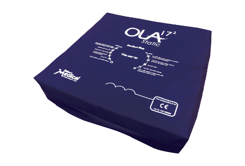 OLA 17 static pressure relieving cushion