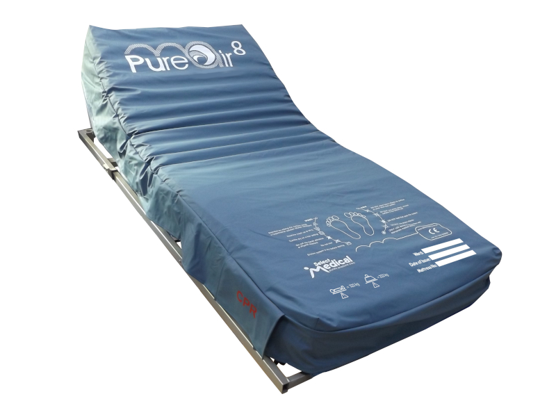 Pure Air 8 Pressure relieving mattress