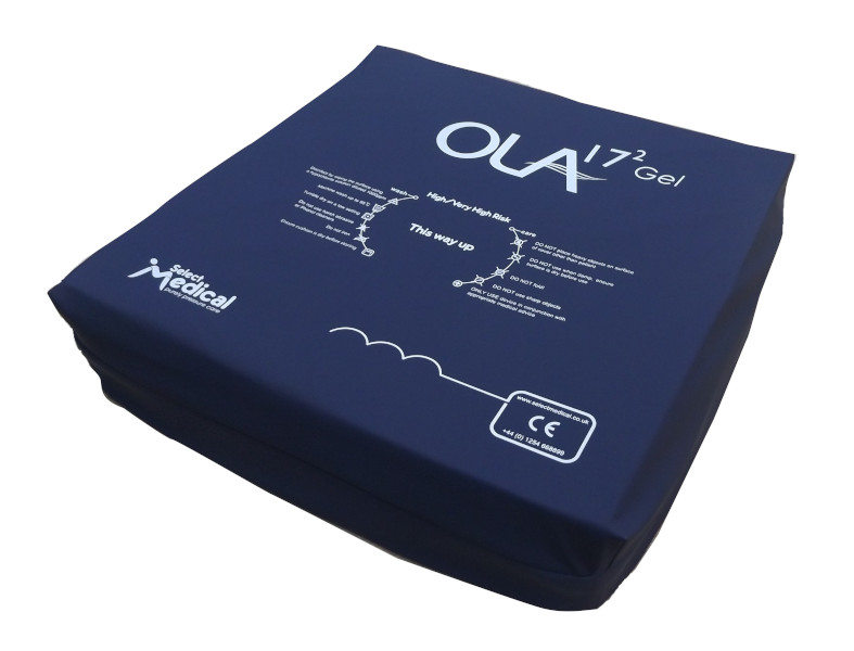 OLA 17 gel cushion