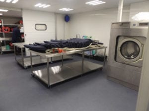 Cleaning & Decontamination facility